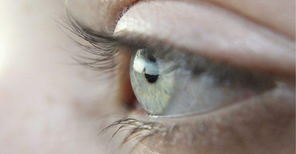 Afbeelding van een oog